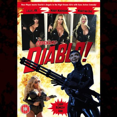 Codename Diablo film dvd cover