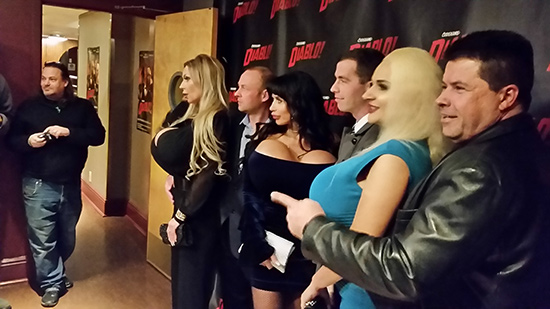 Manta Ray Pictures New York Premiere Review  Codename Diablo-8518