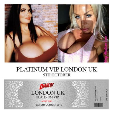 platinum vip ondon fetish week